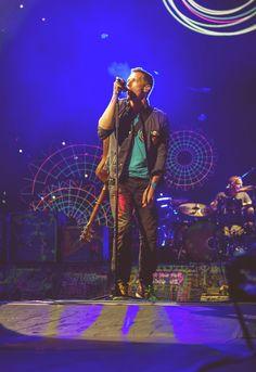 Chris Martin - Coldplay - Vocalist, pianista e chitarrista