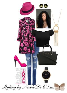 """""""my personal styling"""" by mznicola on Polyvore featuring IRO, Milly, Christian Louboutin, MICHAEL Michael Kors, Chanel and Olivia Burton"""