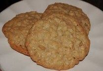 Oatmeal Cookies (P1-4) 1 Ideal Protein oatmeal packet 1 Ideal Protein butterscotch or chocolate pudding packet 1/8 cup rolled oats 1/4 teaspoon sea salt 1 teaspoon Splenda or Stevia a sprinkle of cinnamon, to taste 1 teaspoon baking powder 1 egg white 1 teaspoon vanilla just enough water to get a cookie dough texture