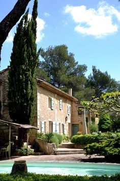 Un mas à St Remy de Provence