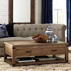 You'll love the Bay Cliff Coffee Table at Wayfair - Great Deals on all Furniture products with Free Shipping on most stuff, even the big stuff.