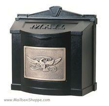 eagle mailbox