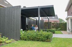 Moderne kindvriendelijke tuin Groessen