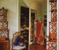 duchess's closet