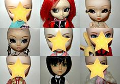 So these are the dolls I'm selling. I have more pictures of what they come with if you would like them, just FM me. ^-^  ALSO!! I have added notes so you can see the problems with the dolls.  Lala: Comes with full stock minus wig as I don't know wher automatic Liker! Check out this awsome software! visit: http://socialpagemagic.com/1