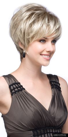Wispy Short Wedge Haircuts | Noriko | Image Group London