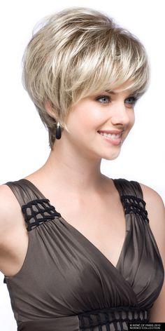 Wispy Short Wedge Haircuts | Noriko | Image Group London