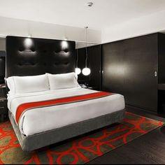 Lavish bedroom desig