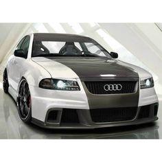 Audi A4 B5 Bodykit GTA - Regula Tuning
