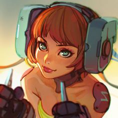 Original work, by ilya kuvshinov
