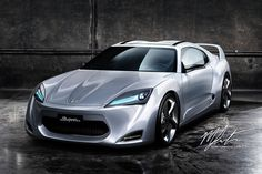2011 Toyota supra Concept
