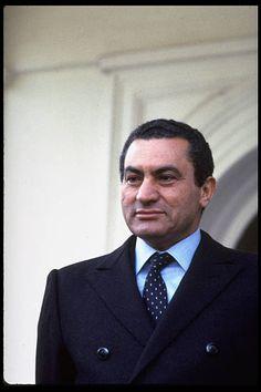 President Of Egypt, Hosni Mubarak, Stock Pictures, Stock Photos, Old Egypt, World Leaders, Royalty Free Photos, Egyptian, Presidents