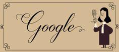 Il doodle di Google per Antoni van Leeuwenhoek