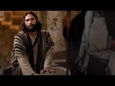 Jesus Tried by Caiaphus, Peter Denies Knowing Him - interesting how they used the same 2 maids the entire time... made it seem so...normal