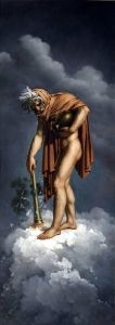 Four Seasons 04, Winter - Anne-Louis Girodet de Roussy-Trioson - The Athenaeum