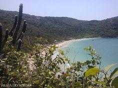 Praia do Forno em Arraial do Cabo, RJ    Foto : Cida Werneck