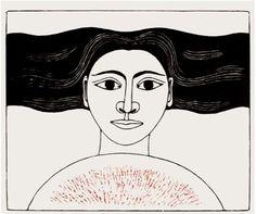 La Poesía Visual del grabador Mapuche Santos Chávez Peggy Guggenheim, Studio 54, Cultura Rave, Chile, Disney Characters, Fictional Characters, Arts And Crafts, Saints, Illustrations