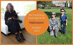 Halloween! The Good Buy/Good-Bye Book