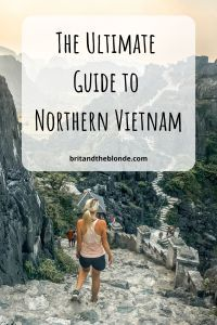 This Ultimate Northern Vietnam Guide is for you if you enjoy taking your time travelling, and rather than skipping to popular tourist destinations you. Budget Travel, Travel Tips, Sa Pa, Adventures Abroad, Ha Long Bay, Travel Articles, Southeast Asia, Traveling By Yourself, Vietnam
