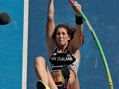 Rio Olympics 2016 Eliza McCartney into pole vault final - New Zealand Herald