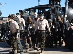 mad max war boys - Google Search