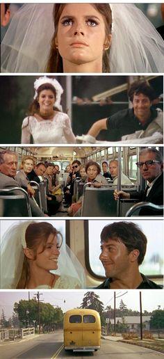The Graduate. #fbf #fashioninfilm