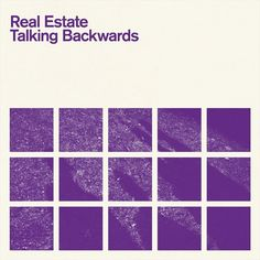 "Real Estate - Talking Backwards on Limited Edition 7"" Vinyl (Awaiting Repress)"