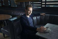 Tom Hiddleston by Victoria Will 2015, TIFF