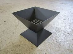 Hey, I found this really awesome Etsy listing at https://www.etsy.com/listing/183807567/thick-steel-square-fire-pit-barbecue