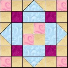 Block of Day for January 08, 2014 - 9 Patch Square