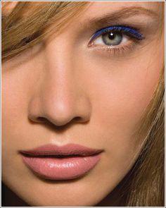 cobalt blue liner