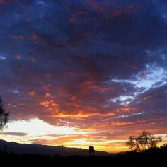 Tucson Sunrise <3
