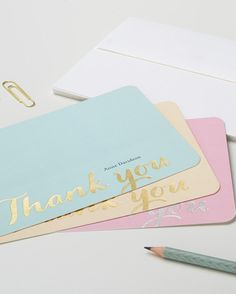21 best thank you cards and more images on pinterest personalised