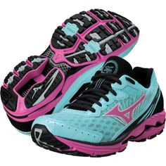 Mizuno Rider 16, running shoes - Gotta start with the shoes :-)