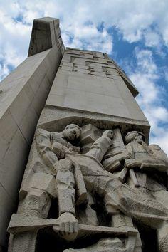 Liberation Monument - Lyaskovets (Bulgaria)