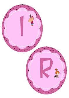 Pebbles and Dino Birthday Party Printables Set