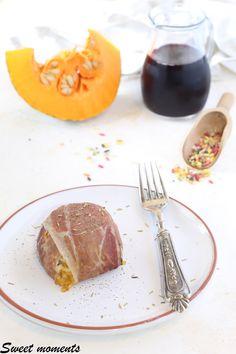 #timballini #zucca #speck #riso #primopiatto #foodblogger #foodblog #gialloblog #giallozafferano