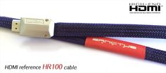 HR100 hdmi 1.4 cable  True Reference audio grade video grade HDMI cable Delivers Outstanding Performance. Exceptionally clean and pure sound and picture quality without loss of any detail, dynamic range and balance.