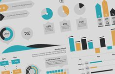 Freebie: Professional Business Infographic Template - Hongkiat