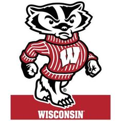 Images Of The Wisconsin Badgers Football Logos Wisconsin