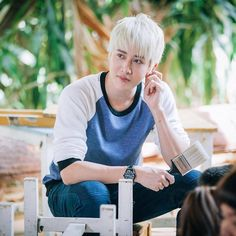 @m1keangelo_interfanpage • Fotos e vídeos do Instagram Asian Love, Asian Men, Asian Actors, Korean Actors, Kiss Me Drama, Kpop, Mike D Angelo, Mike Love, Itazura Na Kiss
