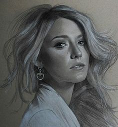 "WANT A SHOUTOUT ? CLICK LINK IN MY PROFILE !!! Tag #DRKYSELA Repost from @maas.art Happy Saturday! From the sketchbook today the amazing @blakelively. I did this one a while back but it remains one of my favourites from my celeb series.. i should probably do a new one of Blake in the near future ;) This #sketch was done in #graphite & #charcoal on toned tan @strathmoreart paper 11"" x 14"". #drawing #fineart #fanart #maasart #canadianart #portrait #salmonarm #blakelively via http://ins"