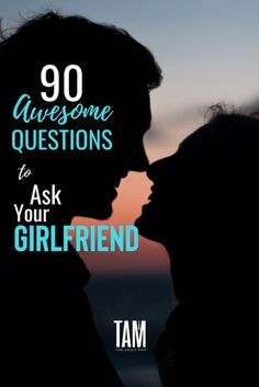 Lover's List: 90 Awesome Questions To Ask Your Girlfriend. Asking Your Girlfriend An Inquiry Is An Awesome Way To Go About Starting A Positive Conversation With Her. Weve Decided To Help You Out Here. Weve Compiled A List Of The 90 Best Question Questions To Ask Girlfriend, Relationship Questions, Relationship Advice, Relationships, Marriage Advice, Flirty Questions, Deep Questions To Ask, Dating Questions, Intimate Questions