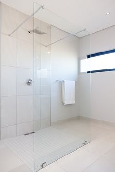 1058 on Schapejacht - Crontech Consulting Walk In Shower, Rain Shower, Copper Pendant Lights, Interior Architecture, Interior Design, Frameless Shower, Floating Wall, Cupboard Storage, Country Estate