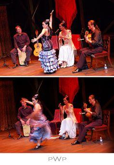 La Chispa. Flamenco show