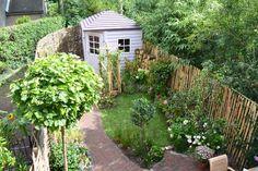 Romantische Engelse cottage garden   Eigen Huis & Tuin
