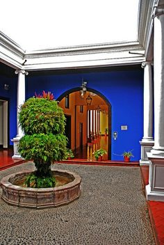 Colonial House Trujillo Peru
