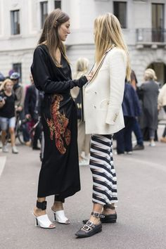 The Street Style at Milan Fashion Week May Be the Best Yet