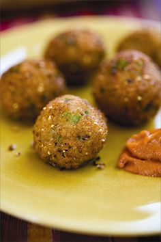 Black-Eyed Pea Fritters with Hot Pepper Sauce: a Soul Food Junkies ...