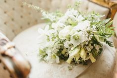 Image by Rebecca Goddard - A Rustic Bridal Shoot From Coco Venues And Katrina Otter Weddings And Events Inspired By The Promise Of Spring At Narborough Hall Gardens With Dresses From Rue De Seine Bridal